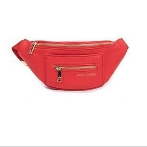 Fawn Design Red Fanny bag